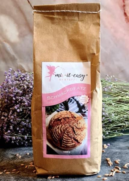 Schmackofatz | Weizenmischbrot | Brotbackmischung | 1000g