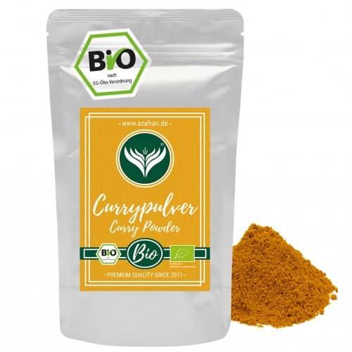 BIO Currypulver (mild) (250g) by Azafran
